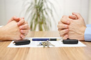 Contact an Experienced Divorce Attorney to help you deal with Distribution Issues