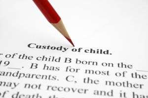 Ocean County Sole Legal Custody Attorney